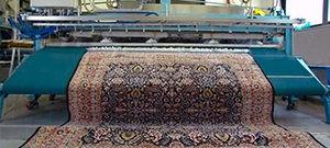 Химчистка шелковых ковров ручной работы с вывозом на фабрику