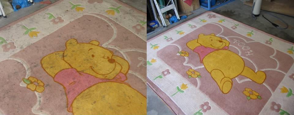 детский коврер
