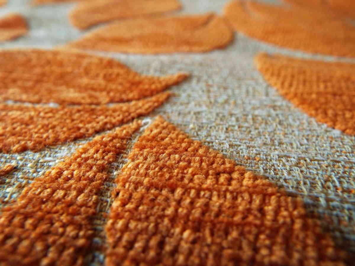 рисунок на ковре