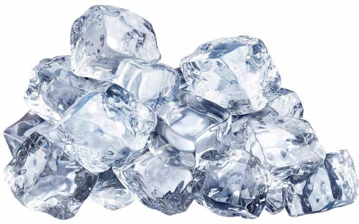 Заморозка льдом